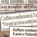 Sentenza Cuffaro, reazioni dei giornali