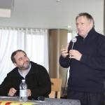 Tonio Dell'Olio e Luigi Ciotti