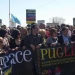Arca di Pace, Bari, 15 marzo