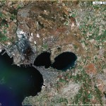 Taranto dal satellite