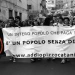 Corteo antimafia Catania