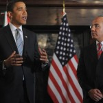 Barack Obama e Felipe Calderón