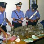 Sequestro di droga