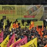 il 19 marzo a Potenza_ (Foto a cura di Alessandra Clemente)