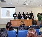 Conferenza stampa Dda Lecce
