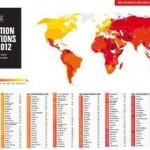 La mappa della corruzione