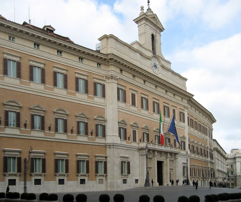 Liberainformazione il parlamento che dovrebbe controllare for Camera dei deputati palazzo montecitorio