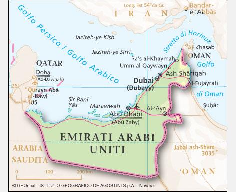 Liberainformazione gli emirati arabi non siano pi un for Dove si riunisce il parlamento italiano