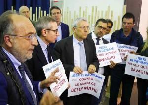manifestazioni stampa campania