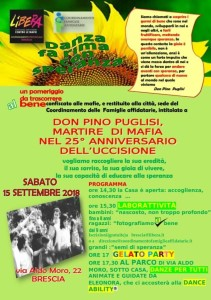 15 settembre don Pino Puglisi