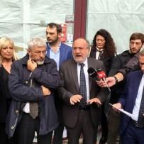 manifestazione daphne roma