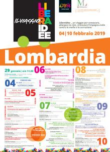 Locandina LiberaIdee Lombardia