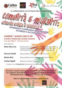 comunità e migranti