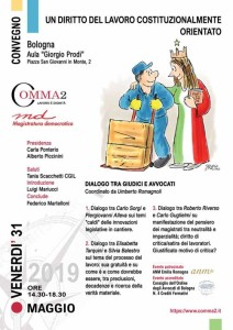 MD Bologna 31 maggio 2019