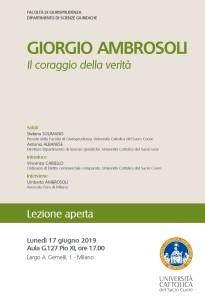 Milano 17 giugno_Giorgio Ambrosoli