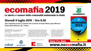 Invito ECOMAFIA 2019