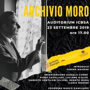 Archivio Moro Icbs