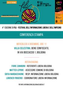 Conferenza Stampa_FILI 2019