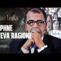 """La lunga notte di Malta: """"Non dovevate uccidere Daphne"""""""