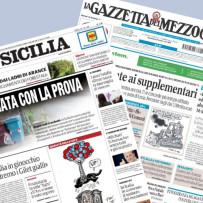 giornali ciancio