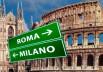 roma-milano